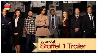 Scandal || Staffel 1 Extended Trailer (german|deutsch)