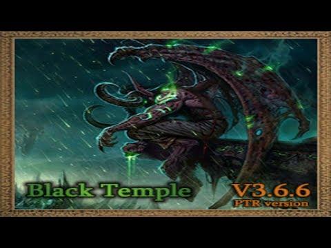 Warcraft 3 | Custom | Burning Crusade Raids
