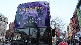 Spooky GHOST BUS TOUR in Dublin, Ireland