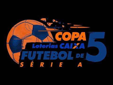 Copa Loterias CAIXA de Futebol de 5 - 03 11 - YouTube 0842b82e0e629