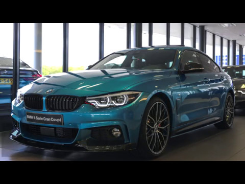 Bmw 440i Gran Coup 233 Ombouw M Performance Youtube