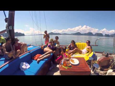 Jabudays Phuket Yacht Charter on Jabuticaba