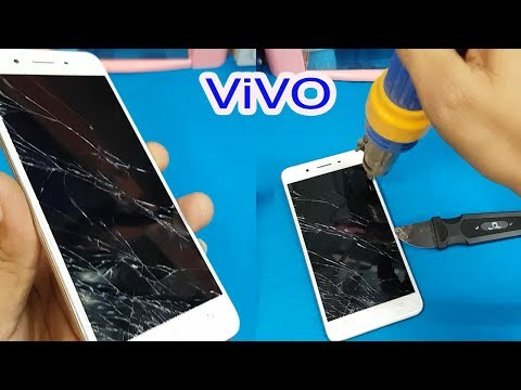 ViVO  y55s LCD-Touch Replacement || How to Replace Vivi Y55s  Display and Touch