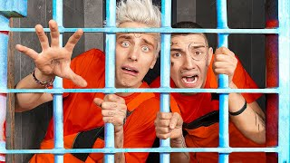24 Hours in PRISON Challenge
