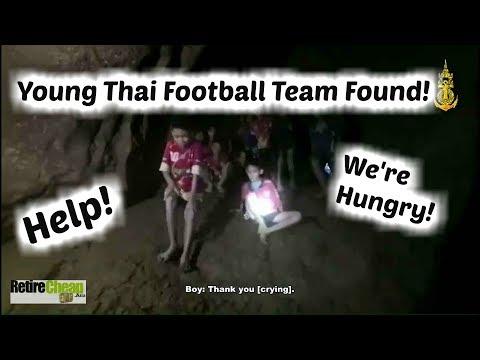 ⚽Young Thai Football Team Found w/ Translations | TIMyT 45