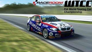 R3E WTCC 2013 BMW 320 TC Gameplay (PC HD)