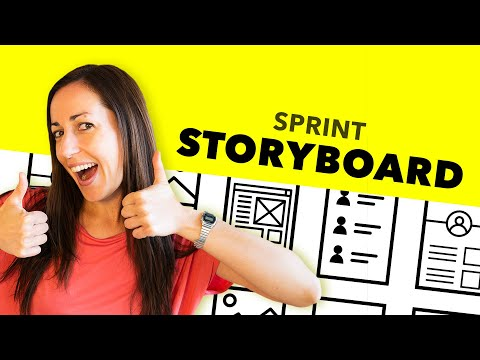 Design Sprint Tutorial - How To Draw The Storyboard (2019) thumbnail