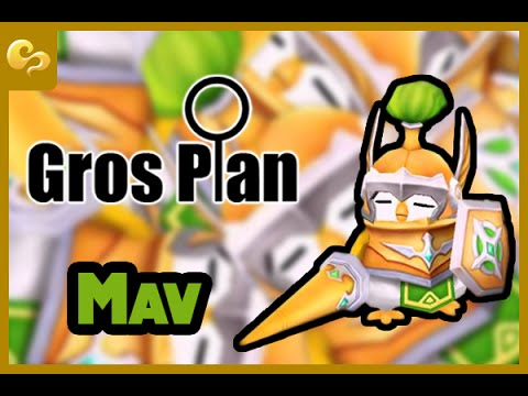 Summoners War - Gros plan - Mav