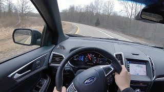 2019 Ford Edge ST - POV Review