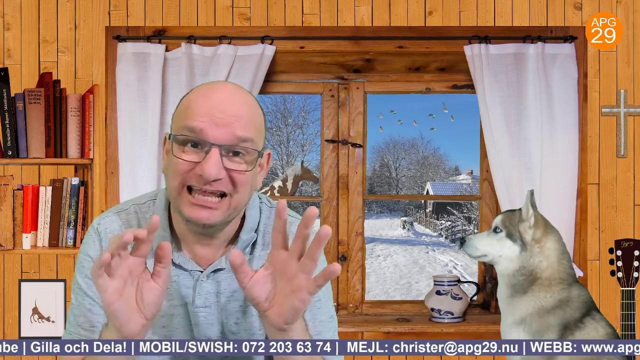 Christer Åberg i 29 minuter