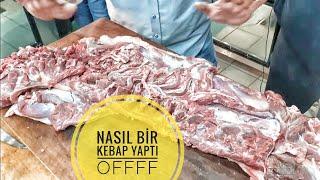 Kebabı En Pahalı Etlerle Yapıyor