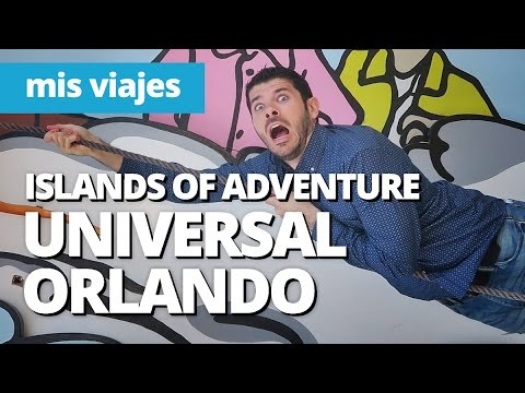 Un día en Islands of Adventure   UNIVERSAL ORLANDO