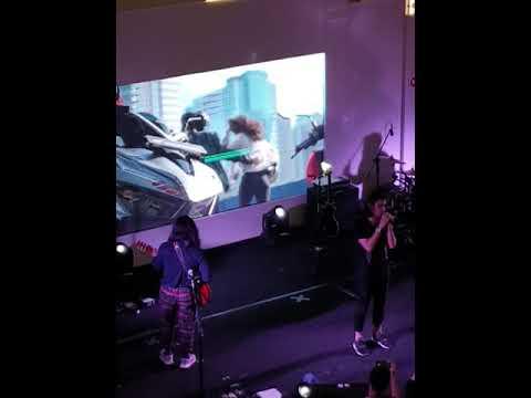 Virzha live di BALIKPAPAN MALL PENTACITY menit 58 dia nunjuk pas banget