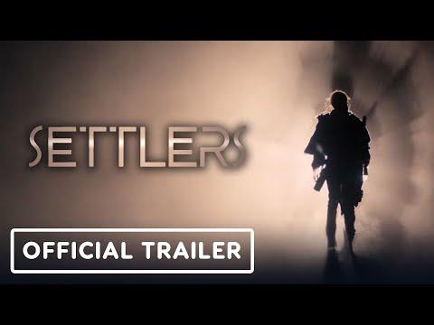 Settlers - Official Trailer (2021) Sofia Boutella, Jonny Lee Miller, Ismael Cruz Cordova