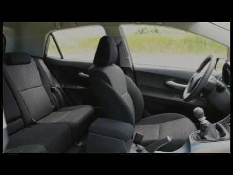 All New Toyota Auris 2010 Interior Youtube