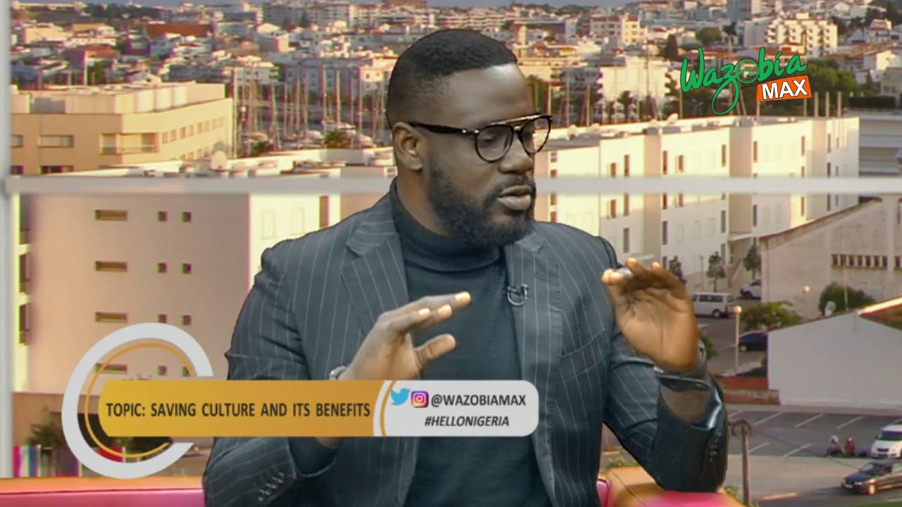 Download SAVING CULTURE AND ITS BENEFITS with Joshua Chibueze - Hello Nigeria
