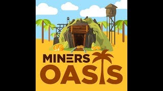 Miner's Oasis ft. Crypto Wendy O