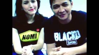 PASHA & ADELIA say something special for NOMITRADEMARK JAPAN! Thank you | NOMI TRADEMARK