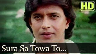 Sura Sa Towa - Mithun Chakraborty - Yogita Bali - Aakhri Badla - Japanese Song
