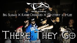 "Myztery & J Lee ft Big Sloan, Kxng Crooked  ""There They Go"" Official Video."