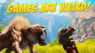 Sabretooth RKO - Games Are Weird 187