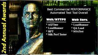 11 Best Commercial Performance Test Tool - Web, SOA (2nd Annual ATI Automation Honors)