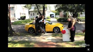 Chevy Graduation Gift Super Bowl Commercial