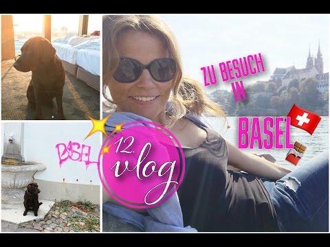 ♡ 12. vlog ♡ Milka und Karo zu Besuch in Basel