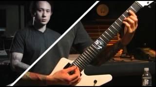 Trivium - Shogun Riffs Guitar Lesson.