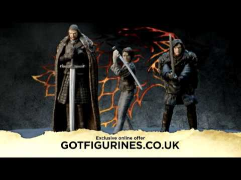 Game Of Thrones Official Collectors Models