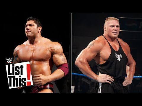 4 rivalries we wish happened: WWE List This!