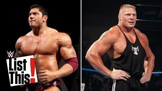 4 rivalries we wish happened: WWE List This! thumbnail