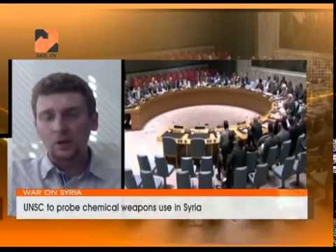 Syria and Chemical Weapons at the UN - Caleb Maupin