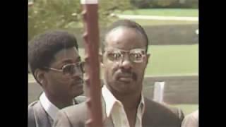 Marvin Gaye funeral