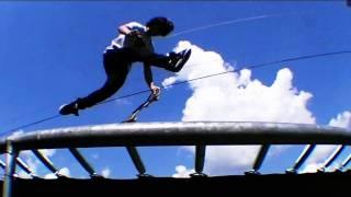 Justin Easley Extreme Trampboarding! #2