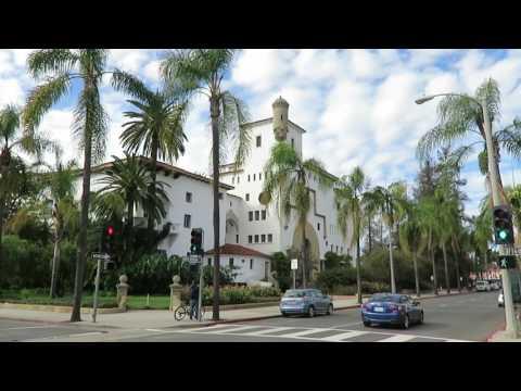 Santa Barbara Courthouse - California