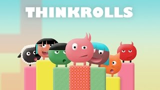 Thinkrolls - Best App For Kids - iPhone/iPad/iPod Touch