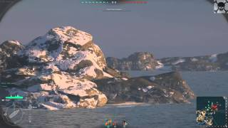 World of Warships   GamePlay PC 1080p