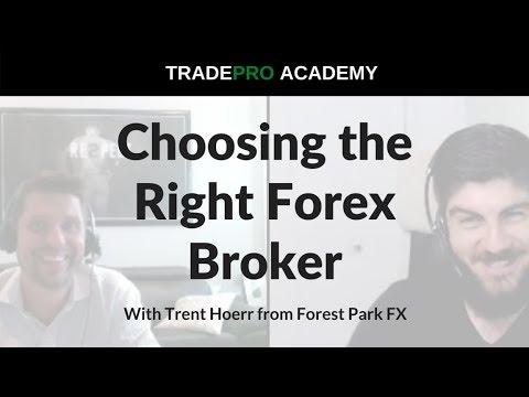 How to choose the right FOREX broker and save money on commission.