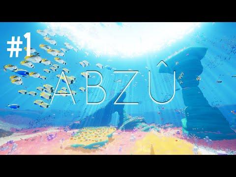 BEAUTIFUL, BUT STRANGE - ABZU (EP.1) |