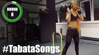 Tabata Songs Workouts Around the World (Part 01)