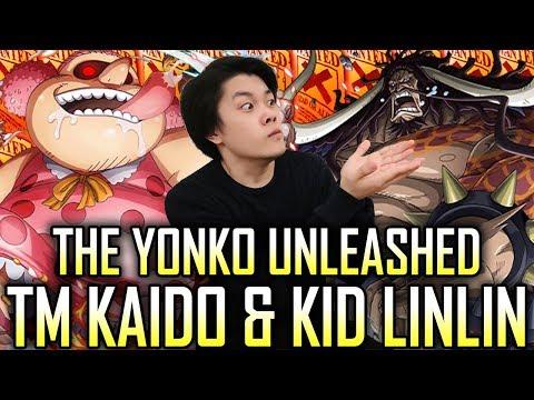 KAIDO FINALLY ARRIVES!!! TM Kaido & Invasion Charlotte Lin Lin (Big Mom) | One Piece Treasure Cruise