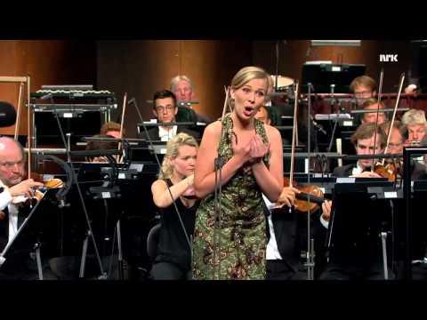 Elsa Dreisig - Qui la voce sua soave - Bellini  - Queen Sonja International Music Competition