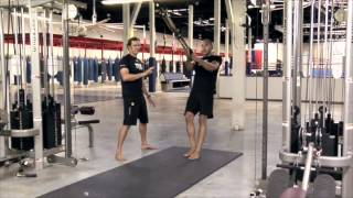 MMA Complete Fitness and Conditioning Drill Series on the TRX