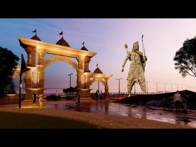 अयोध्या मंदिर इतिहास संछिप्त {वीर रस } - पावन धाम आयोध्या नगरी !!Ayodhya temple history brief