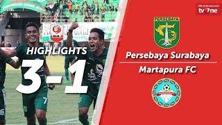 Persebaya Surabaya vs Martapura FC: 3-1 All Goals & Highlights Liga 2