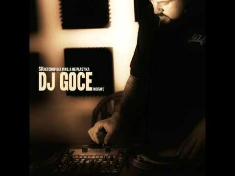 DJ GOCE SKretchovi na vinil a ne plastika mixtape 2015