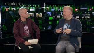Rod Fergusson Talks Gears Of War 5 (Interview) XBOX E3 2018 [3 GOW RELEASES] #InsideXbox