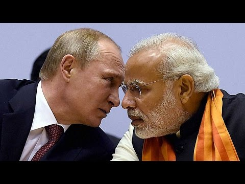 PM Narendra Modi in Russia: Focus on defence, trade and terrorism