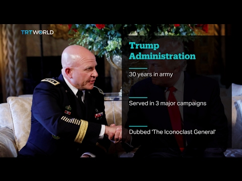 Who is Herbert Raymond McMaster, the new US national security adviser?
